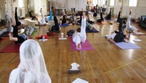 Kundalini Yoga class in Toronto with Daya Kaur