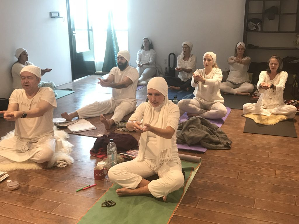 Kundalini Yoga Teacher Training Program in Ontario