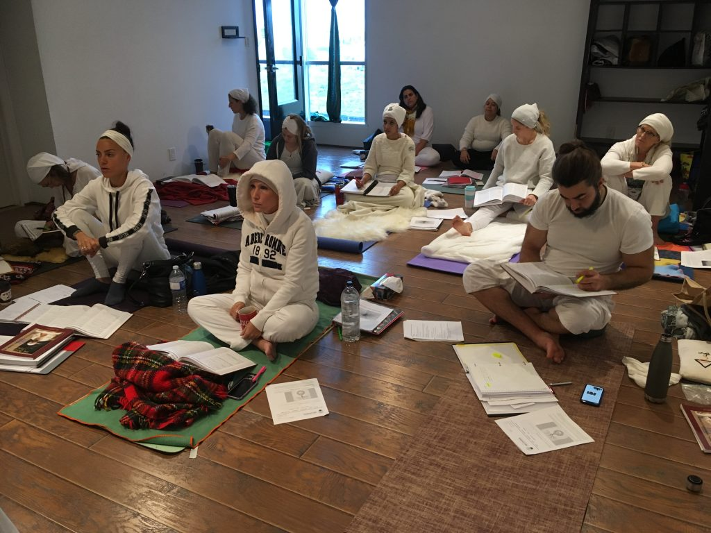 Kundalini Yoga Teacher Training in Ontario